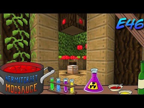 Minecraft Mods - ModSauce - COMMUNITY FARMS! ( Hermitcraft Modded Minecraft E46 )