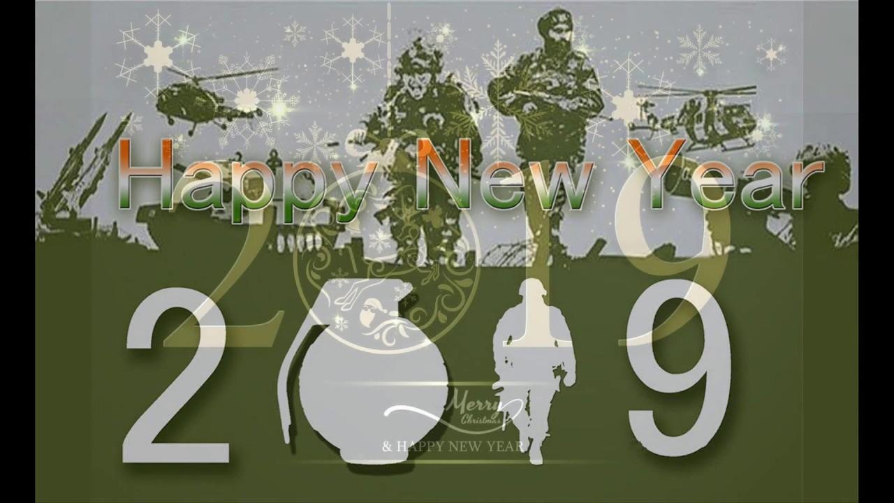 Hình nền chúc mừng năm mới – Happy new Year 2019