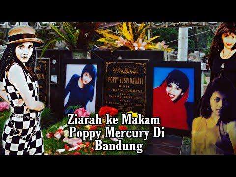 Dokumentasi Potret Perjalanan Ziarah Ke Makam Almh Poppy Mercury [TPU Sirnaraga Bandung]
