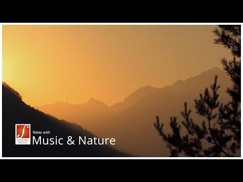 Spanische Gitarren Entspannungsmusik - spanish relaxing music instrumental | Santec Music