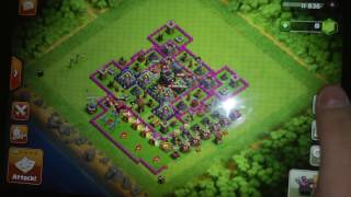 New Channel Playing Clash Of Clans (part 1) my battery died😩