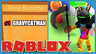 How Powerful is 400 Rebirth in Roblox Mining Simulator