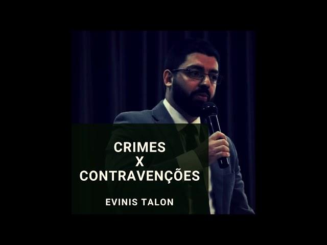 Crimes e contravenções: quais são as diferenças? [podcast]