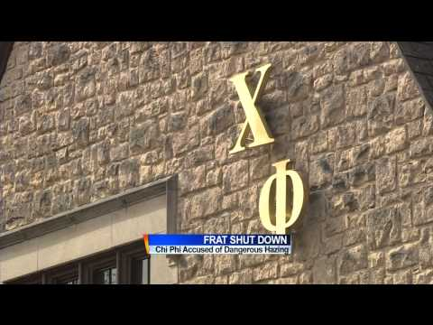 UW-Madison fraternity terminated after hazing allegations