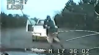 Traffic Stop Gone Deadly -Two Officers 1999 Footage Thumbnail