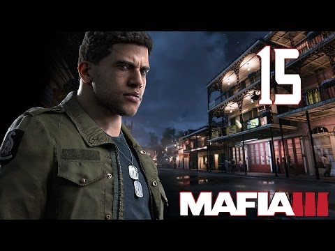Zagrajmy w: Mafia 3 #15 - Bimber