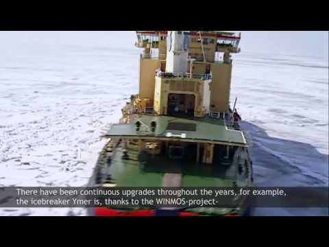 WINMOS - Winter navigation on motorways of the sea