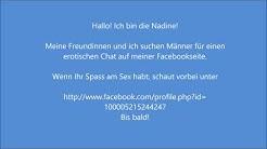 Sex Chat - Live Chat mit Nadine oder anderen Frauen - siehe Info