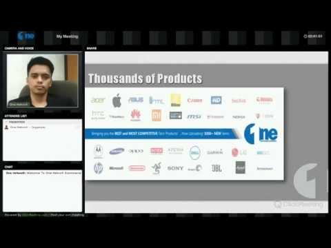 One Online Store Presentation