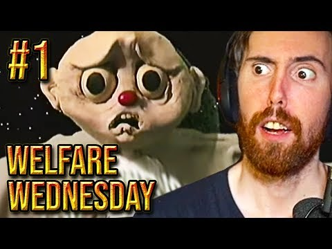 ASMONGOLD - WELFARE WEDNESDAY - Reacting To Viewer Requests/Sellout Stream #1