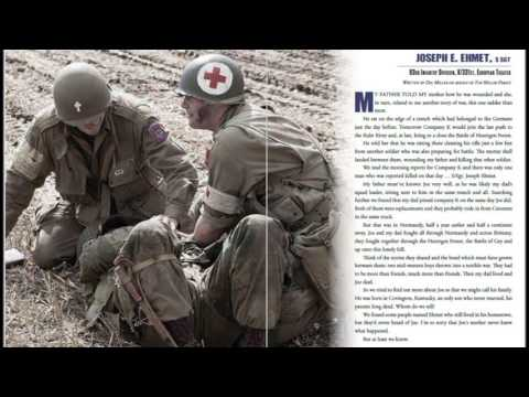 Soldiers' Stories: A Collection of World War II Memoirs Book Trailer
