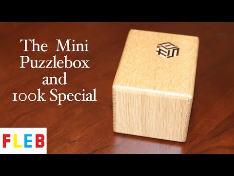 The Mini Puzzle Box + 100k Special!