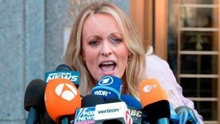 Was Trump team trying to impact the election by paying off Stormy Daniels?