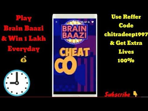 BRAIN BAAZI CHEAT CODE FOR 24ST MAY AT 9:00 PM | CHEAT CODE | WIN 1 LAKH RUPEES 💰 | #Brainbaazi