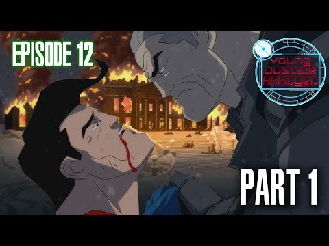 YJ Abridged Episode # 12: Identity Crisis - Part 1