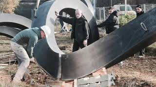 Sculpture Béton de Gilles Pegel | j+d architekten