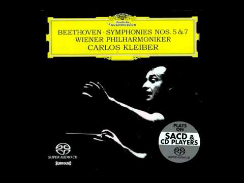 4th Mvt , Beethoven Symphony #5, Carlos Kleiber
