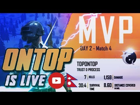 Live With OnTop : PUBG Mobile
