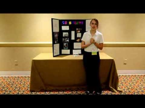 FCCLA STAR Events Demonstration Food Innovations Senior