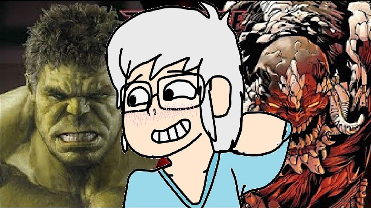 DEATH BATTLE REACTION - Hulk VS Doomsday - YouTube Doomsday Vs Hulk Death Battle Reaction