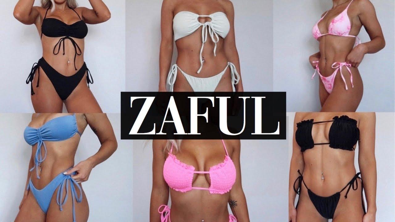Zaful Bikini Haul (not sponsored)