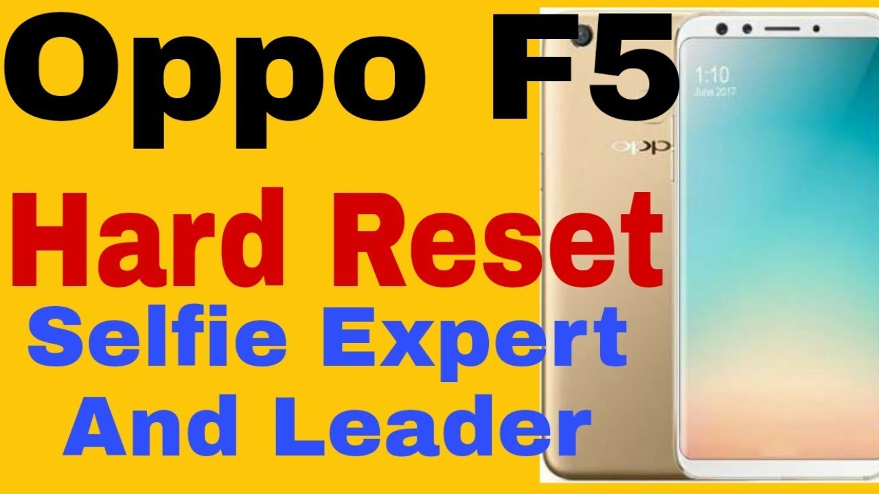 How to Oppo F5 Hard Reset # forgot pattern/password Oppo f5 by RJ14 Comedy  Vines