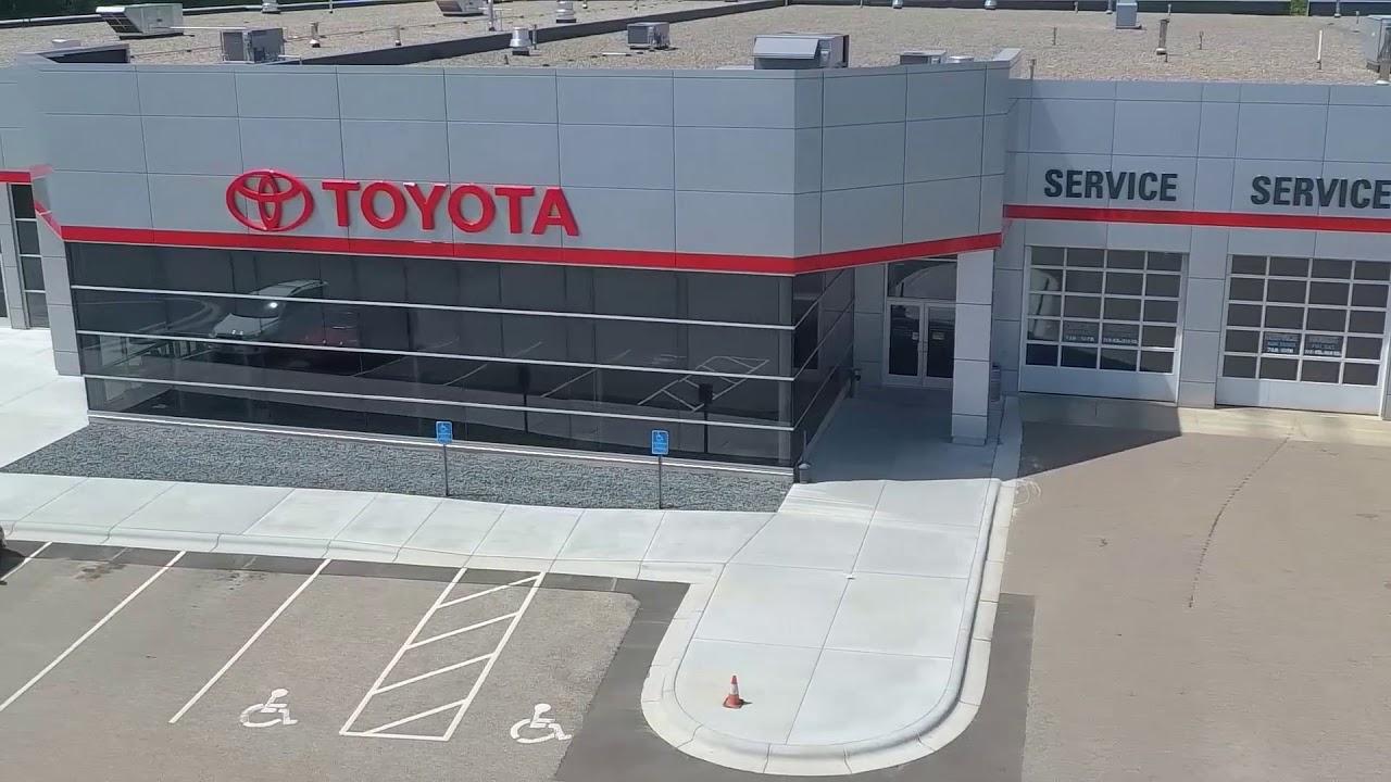 Burnsville Toyota Express Service