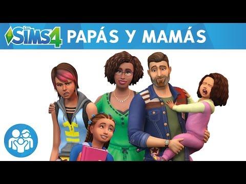 Los Sims 4 Papás Y Mamás: Tráiler Oficial