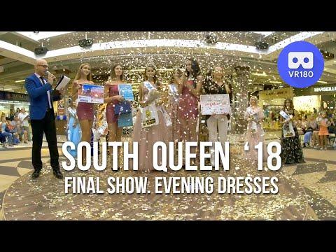VR180 3D. Южная Королева 2018. Финал. Награждение