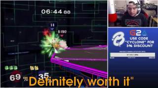 Daily Melee Highlights: My Falco was pretty cute today