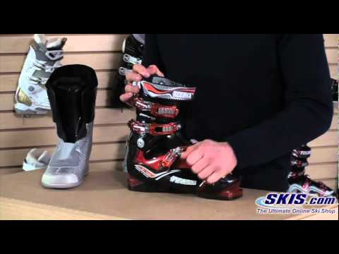 Tecnica Phoenix 90 Air Shell Ski Boot Review Youtube