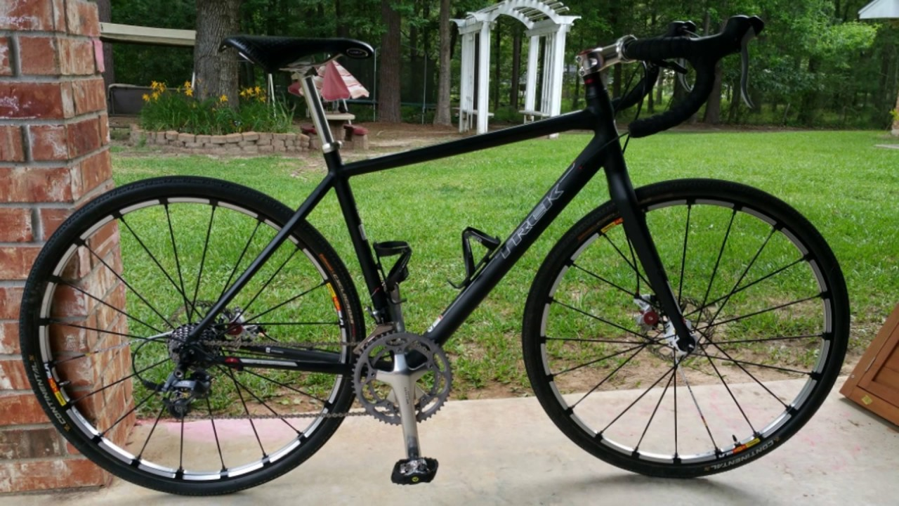 Trek Crossrip 3 Matte Black Youtube