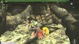 Monster Hunter Frontier Online Gameplay