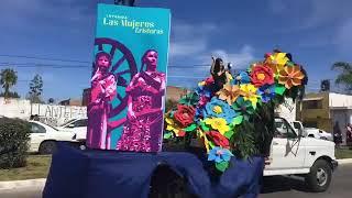 Desfile de Fiestas Candelaria San Julian Jalisco Reinas Charros y Mas