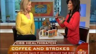 Coffee Lowers Stroke Risk