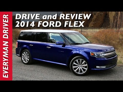 here 39 s the 2014 ford flex review on everyman driver youtube. Black Bedroom Furniture Sets. Home Design Ideas