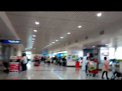 Vietnam Ho Chi Minh Day1 (2/6) Buy Tourist Net SIM at Tan Son Nhat International Airport