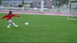 Aix-les-Bains : Stage de football avec la Fondation du Real Madrid