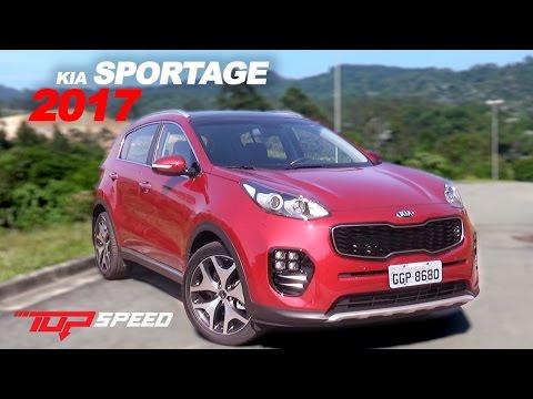 Avaliação Kia Sportage EX 2017 | Canal Top Speed