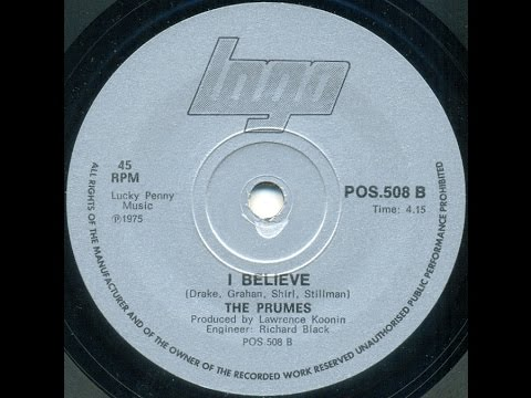 The Prumes - I believe