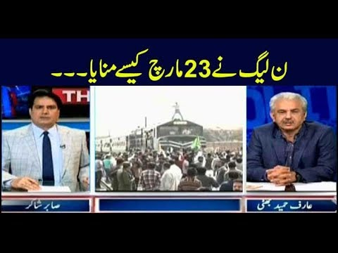 The Reporters | Sabir Shakir | ARYNews | 25 March 2019