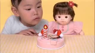 ぽぽちゃん・ちいぽぽちゃんの いっしょに「フー!」しよ おしゃべりケーキ