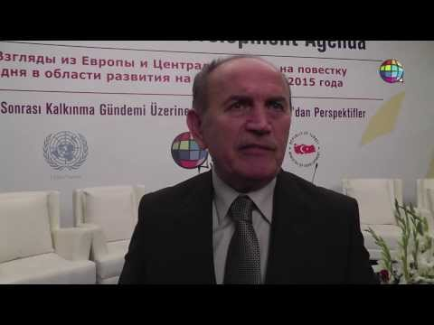 #Istanbulpost2015 - Interview with Mr. Kadir Topbaş, Mayor of Istanbul (in Turkish)