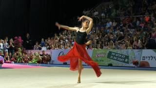 Натали  Испанский танец(Холон 2015, Гран- При по художественной гимнастике., 2016-07-08T07:59:33.000Z)