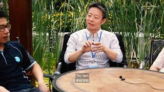 Astronomers from Australia and China talk about their favorite foods