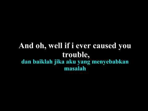 Coldplay  - Trouble lirik dan arti bahasa indonesia
