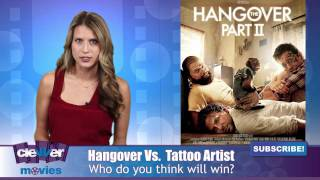 Mike Tyson's Tattoo Artist vs. 'The Hangover Part II'