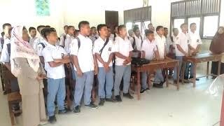 siswa SMK Negeri 1 Kluet Selatan Kabupaten Aceh Selatan ANTI HOAX FITNAH