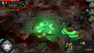 Dawn of War 2 Retribution Last Stand: Necron Overlord- Doomsday Edge