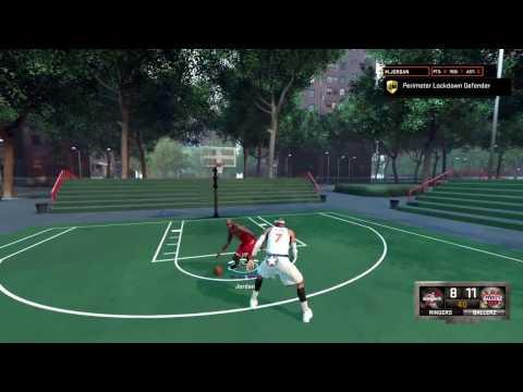 Michael Jordan vs. Carmelo Antony